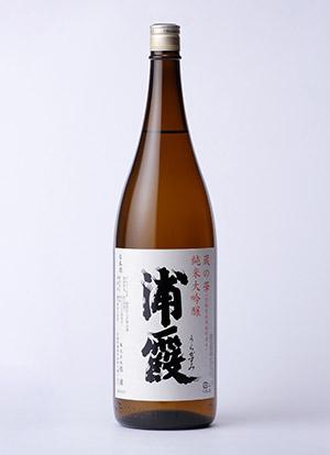 蔵の華純米大吟醸 浦霞.jpg
